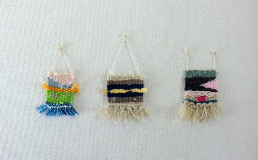 Weaving Art ウォールハンギング&オープンハウス